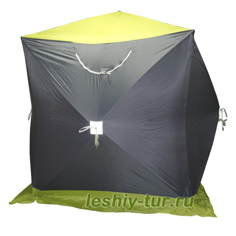 рыбалка с палатками в подмосковье