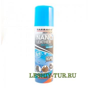 Аэрозоль-краска NANO Ltather Refresh 200мл (черный)