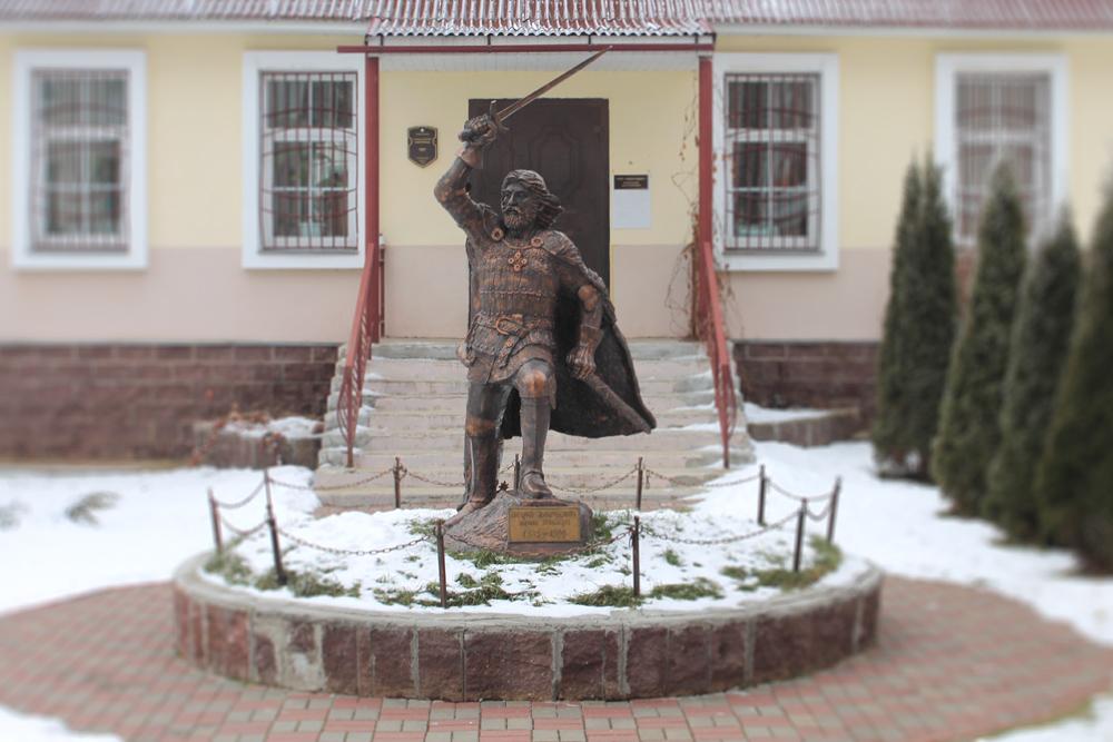 Памятник Андрею Полоцкому