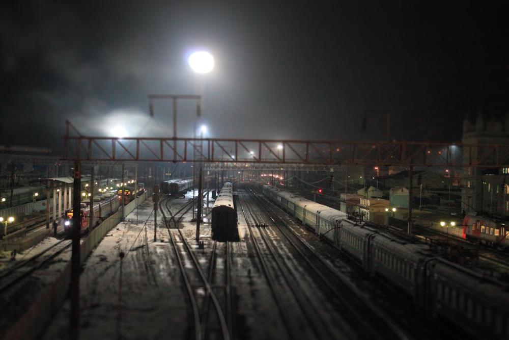 Смоленский вокзал