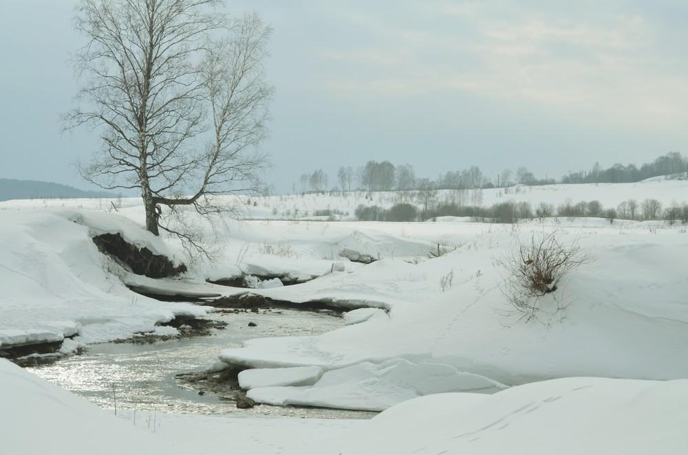 Река Мечка