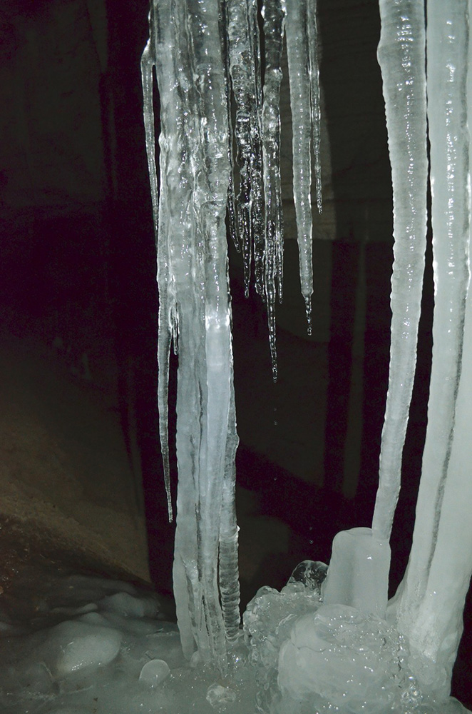 Ледяной столб