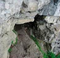 Вход в Пашийскую пещеру